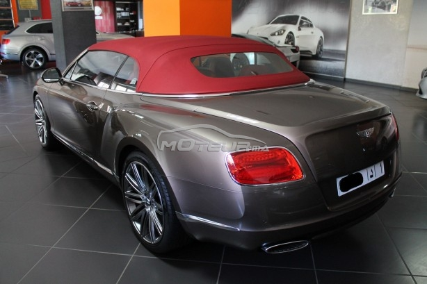 bentley continental gtc speed 2013 essence 162154 occasion tanger maroc. Black Bedroom Furniture Sets. Home Design Ideas