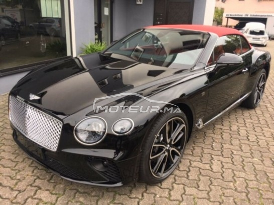 Voiture au Maroc BENTLEY Continental gtc First edition - 309283