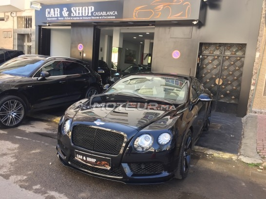 BENTLEY Continental s مستعملة