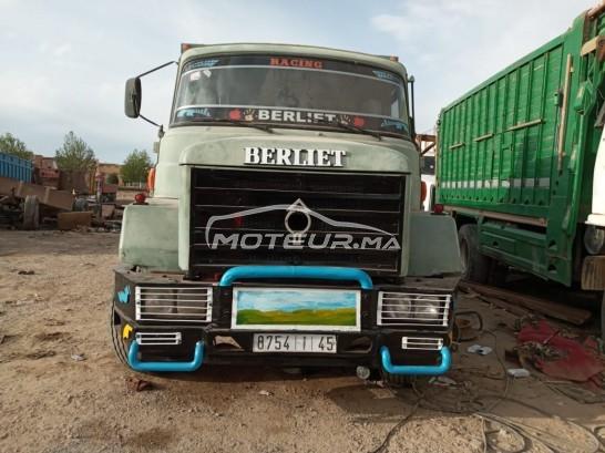 شراء شاحنة مستعملة BERLIET Autre في المغرب - 362625