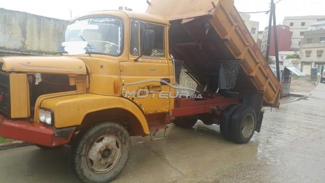 شاحنة في المغرب BERLIET Autre - 136816