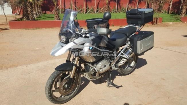 دراجة نارية في المغرب بي ام دبليو ر 1200 جس - 171209
