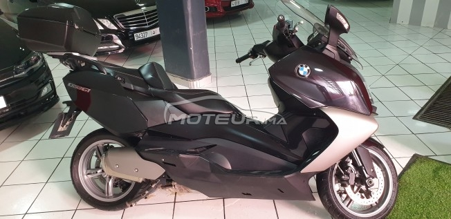 BMW C 650 gt occasion  714247