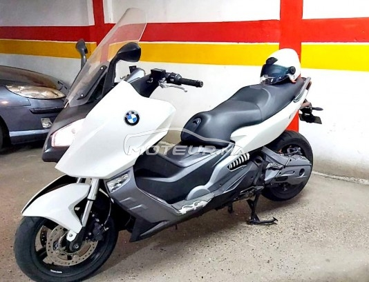 Moto au Maroc BMW C 600 sport - 327865