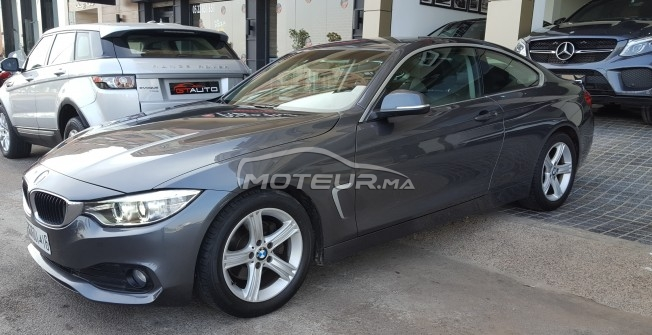 BMW Serie 4 420d pack sport occasion