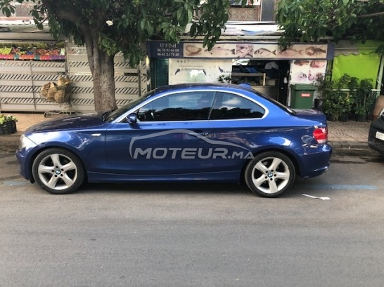 BMW Serie 1 125i coupé sport occasion