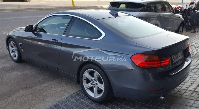 BMW Serie 4 420d pack sport occasion 590363