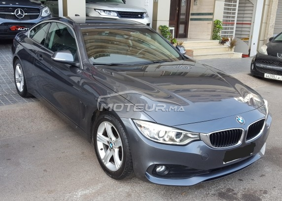 BMW Serie 4 420d pack sport occasion 590317