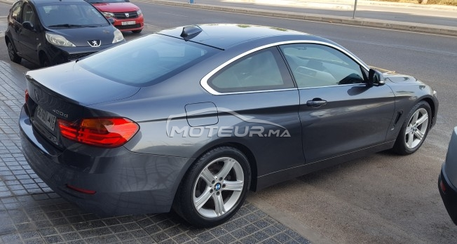 BMW Serie 4 420d pack sport occasion 590318