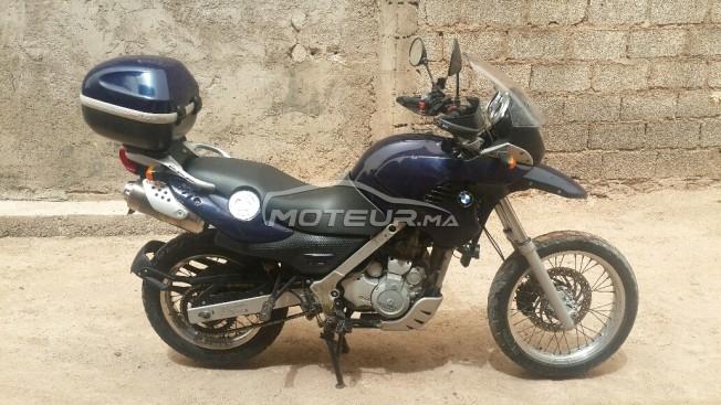 دراجة نارية في المغرب بي ام دبليو ف 650 جس - 231839