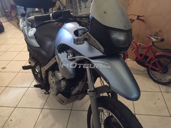 Moto au Maroc BMW F 650 gs F 650 gs - 182230