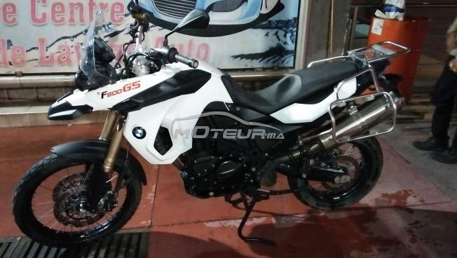 دراجة نارية في المغرب بي ام دبليو ف 800 جس - 158882