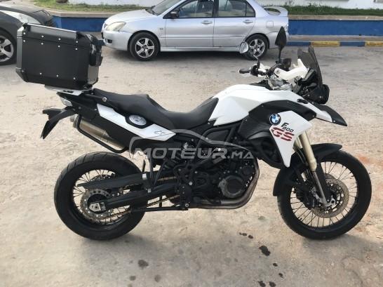 دراجة نارية في المغرب بي ام دبليو ف 800 جس - 234059