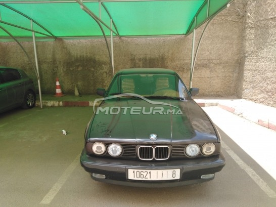 Voiture Bmw Serie 5 1989 à casablanca  Diesel  - 7 chevaux