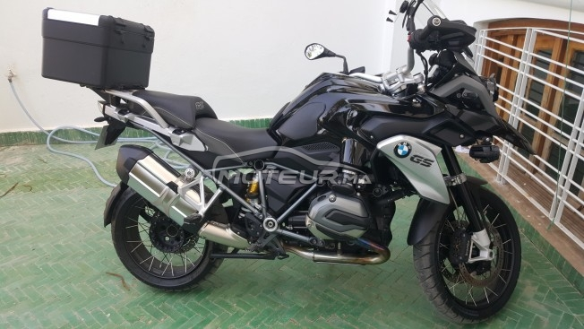 دراجة نارية في المغرب BMW R 1200 gs Triple black - 235303