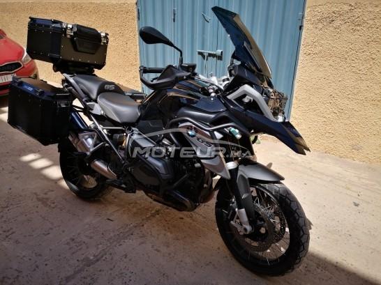 Moto au Maroc BMW R 1200 gs Triple black - 266783