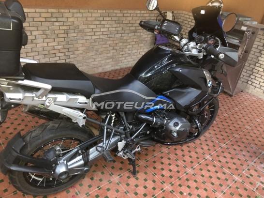 دراجة نارية في المغرب BMW R 1200 gs Triple black - 358931