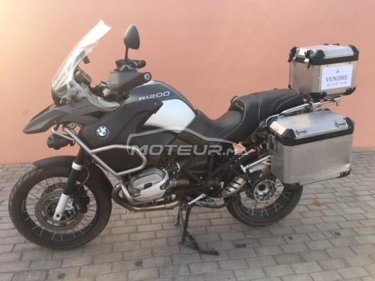 دراجة نارية في المغرب بي ام دبليو ر 1200 جس ادفينتوري - 230609