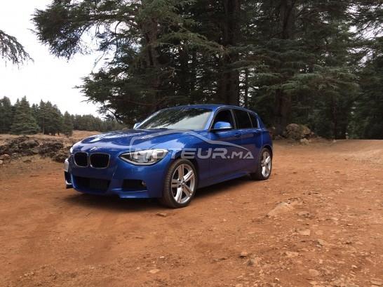 Voiture au Maroc BMW Serie 1 120d pack m 184 ch - 224894