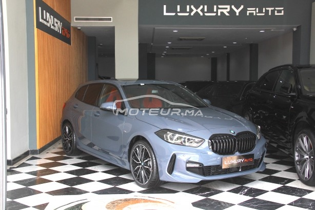 BMW Serie 1 20d xdrive (importée neuve) occasion