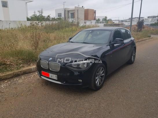 سيارة في المغرب بي ام دبليو سيريي 1 116d pack urbain - 216141