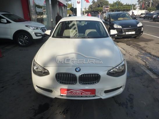 Voiture au Maroc BMW Serie 1 116d pack sport - 185711