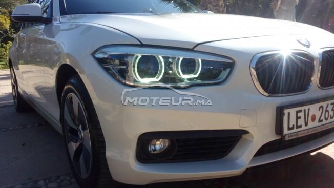 سيارة في المغرب BMW Serie 1 118d facelift f20 pack sport - 247408