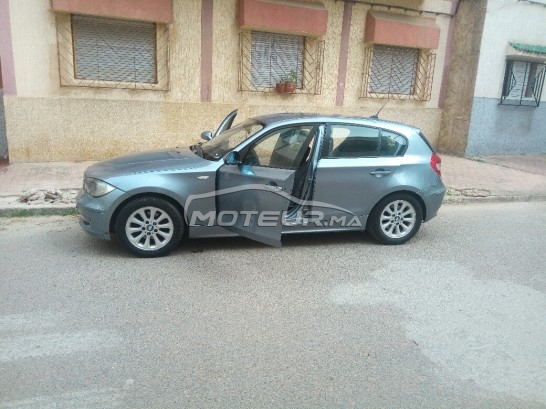 Voiture au Maroc BMW Serie 1 - 227427