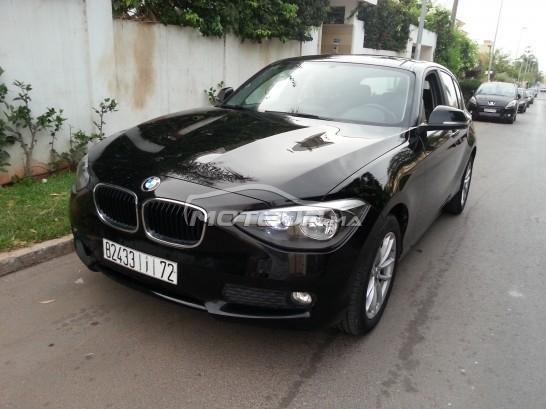 Voiture au Maroc BMW Serie 1 114d turbo - 232698