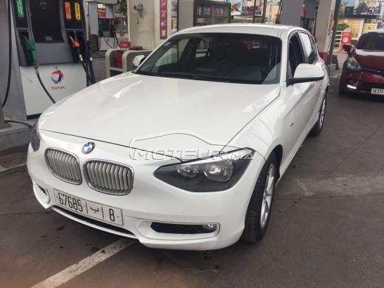 Voiture au Maroc BMW Serie 1 116d - 234301