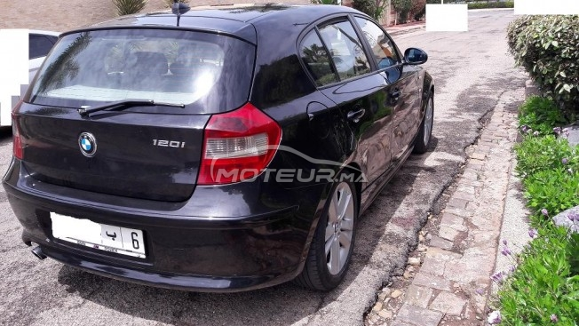 BMW Serie 1 2.0i pack m مستعملة