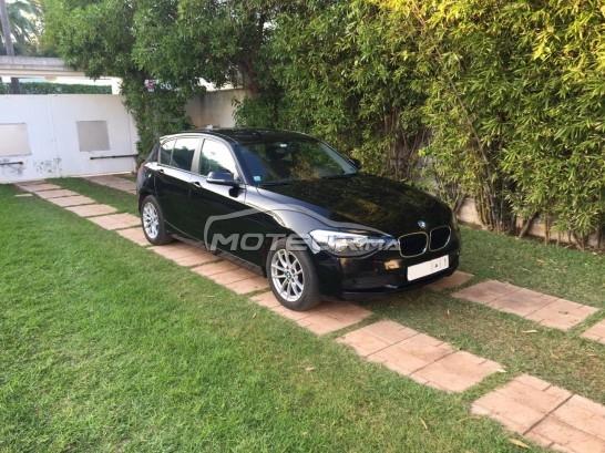 سيارة في المغرب BMW Serie 1 1.18d - 250086