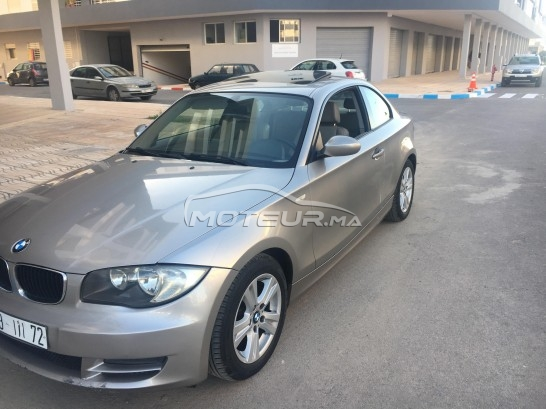 سيارة في المغرب BMW Serie 1 Coupe - 257915
