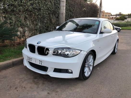 BMW Serie 1 120d pack m e82 occasion