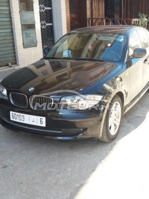 Voiture au Maroc BMW Serie 1 - 260822