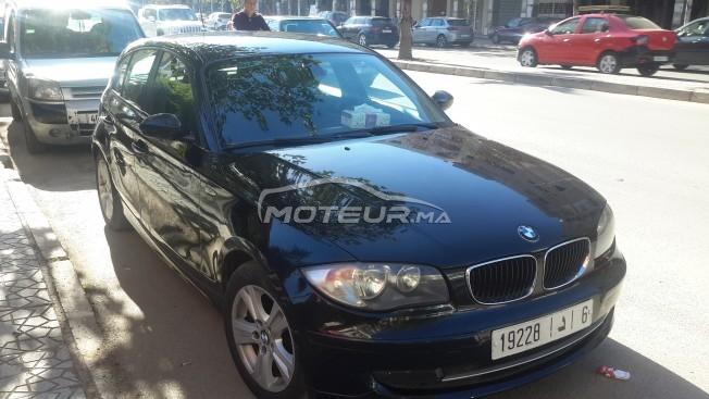 Voiture au Maroc BMW Serie 1 - 254814