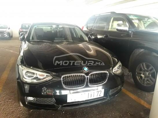 سيارة في المغرب BMW Serie 1 114d - 261021