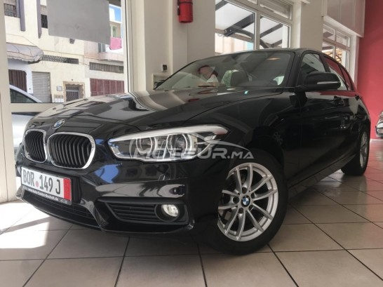 Voiture au Maroc BMW Serie 1 116d pack dynamique - 258600