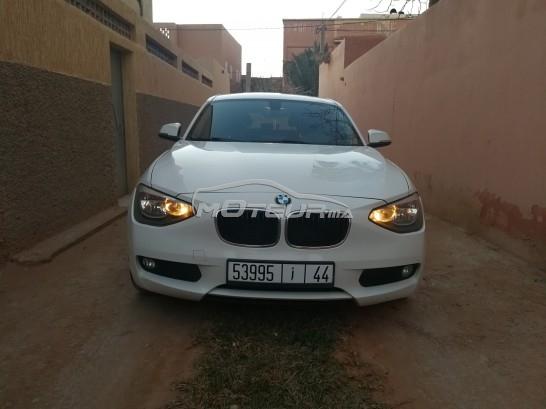 Voiture au Maroc BMW Serie 1 - 201032