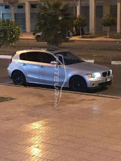 Voiture au Maroc BMW Serie 1 - 262611