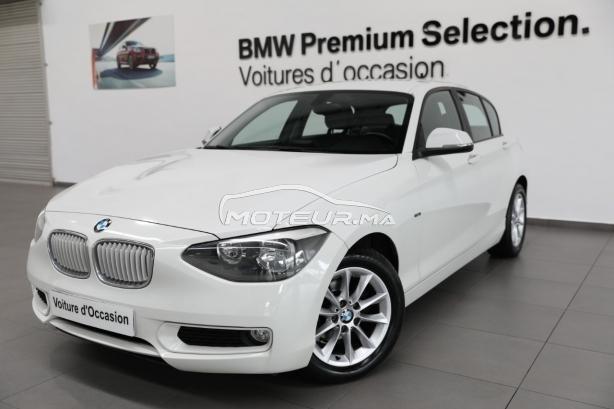 BMW Serie 1 118d مستعملة