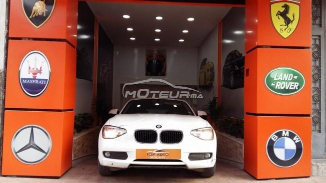 Voiture au Maroc BMW Serie 1 116d - 174385