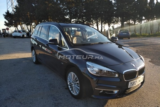 سيارة في المغرب BMW Serie 2 218 d gran tourer luxury - 263566