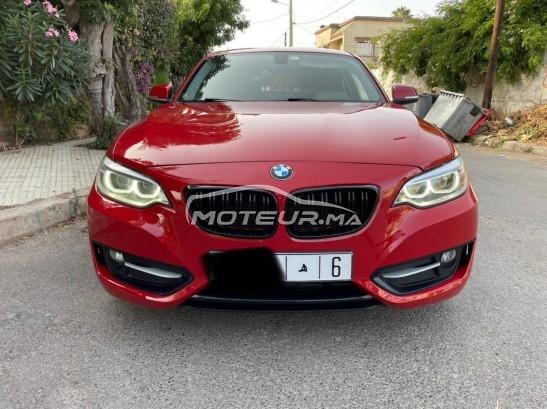 BMW Serie 2 Sport line occasion
