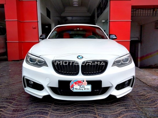 BMW Serie 2 20d pack m occasion