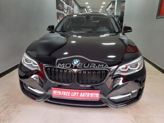 Voiture au Maroc BMW Serie 2 218d - 337953