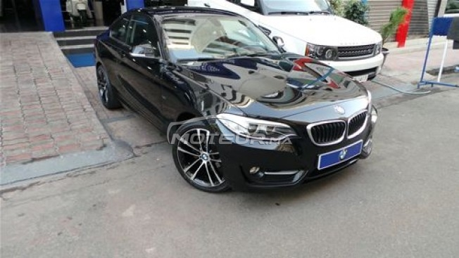 BMW Serie 2 218d pack sport occasion