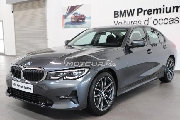 Acheter voiture occasion BMW Serie 3 Bmw 320da au Maroc - 339453