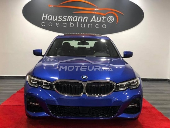 BMW Serie 3 320d pack m occasion 738203