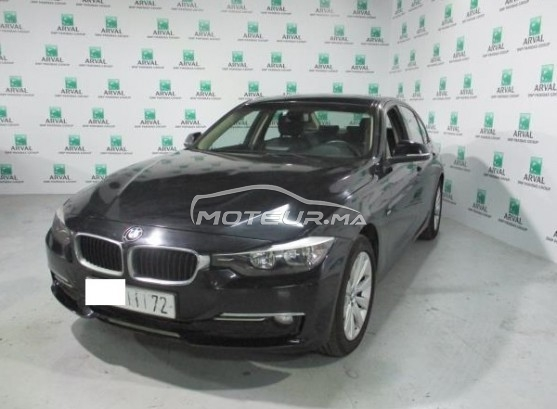 BMW Serie 3 320d berline turbo modern occasion